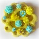 Polymer Clay Charm Mold Silicone Ca..